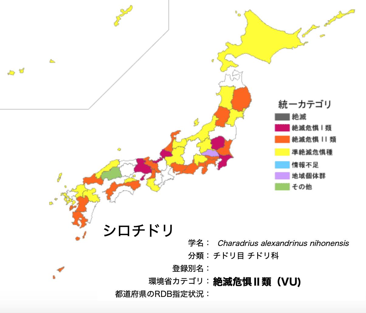 環境 省 レッド リスト 2019